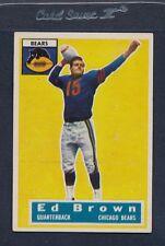 1956 Topps #023 Ed Brown Bears EX *524