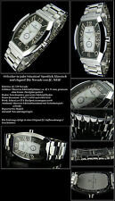 JACQUES CANTANI Luxux Watch Series Novado Bananas style case form solid steel