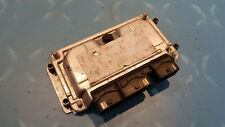 PEUGEOT 307 1.6 ENGINE ECU BOSCH 0261206943