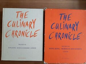 The Culinary Chronicle, Band 1, Hongkong, Morocco and London Cuisine