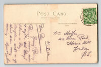 Great Britain 1912 Lark Hill Camp Army PO Card - Z13362