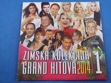 ZIMSKA KOLEKCIJA CD GRAND HITOVA 2014 Lepa Brena Marinko Jami Nena Best Hit Folk