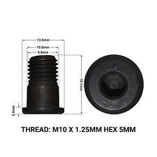 VAUXHALL VECTRA MK2 (2002->) 2 x FRONT BRAKE DISC RETAINING SCREWS DRS1666B