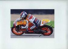 Esteve Rabat KTM 125 Moto GP Indianapolis 2008 Signed