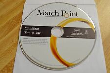 Match Point (DVD, 2006)Widescreen Disc Only Free Shipping 10-263