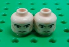 *NEW* Lego Bulk Flesh Star Wars Clone Troopers Soldiers Faces Heads - 2 pieces