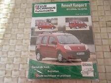 REVUE TECHNIQUE RENAULT KANGOO II DIESEL 1.5 dCI 85 ch depuis 2008