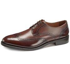 Samuel Windsor UK 12 Prestige Split Brogue Leather Uppers Goodyear Welted Shoes