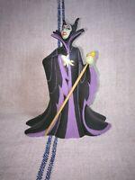 "Disney's Sleeping Beauty ""Maleficent"" Porcelain Disney *MISSPELLED DISNEY TAG*"