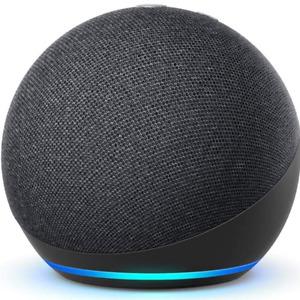 Echo Dot 4ème Génération Enceinte Connectée Alexa Assistant Vocal Wifi Noir Neuf