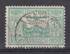 Nederlands Indie 9 CANCEL BATAVIA Netherlands Indies luchtpost airmail 1928