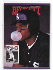 2015 Beckett Frank Thomas National Sports Collector Convention NSCC Promo Card