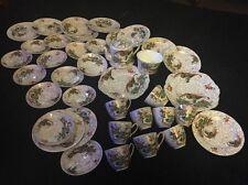 Phoenix Ware Tea Set Oriental Style
