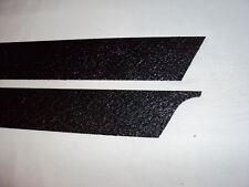 JEEP TJ WRANGLER 97-06 BLACK DIAMOND PLATE SIDE ROCKER GUARD PANELS HIDES RUST !