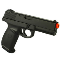 NEW DOUBLE EAGLE M27 AIRSOFT SPRING HAND GUN PISTOL w/ LOCKING SLIDE BBs BB