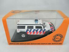 Replicars 1:43 Hummer politie Dutch police