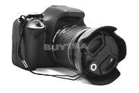 5x Objektivdeckel String Keeper für Nikon Canon Sony Pentax Schutzhüllen WH