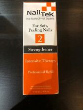 Nail Tek Intensive Therapy 2 Strengthener for Soft Peeling Nails 4 Oz