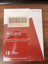Microsoft Office Access 2013 VERSIONE COMPLETA// PKC/077-06373 NUOVO