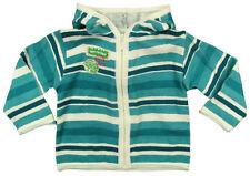 Gestreifte Baby-Strickjacken für Jungen aus 100% Baumwolle