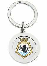 RFA BLACK ROVER KEY RING (METAL)
