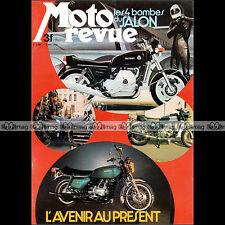 MOTO REVUE N°2188 MV AGUSTA 350 B SUZUKI RL 250 VAN VEEN OCR 1000 CORBIER 1974