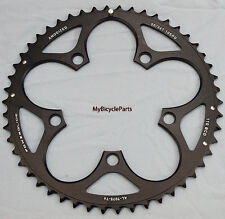 SRAM Road Bike 10 Speed Chainring 50T V2 for 50-34T Crankset, BCD 110mm Black