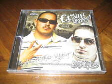 Chicano Rap CD Casual 1503 - Sounds of the West Coast - Dogg Master DPZ JLocc