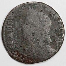 1786 RR-10 R-5 Vermont Colonial Copper Coin