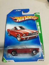 Hot Wheels 2009 Treasure Hunt Ford Mustang HOT!!