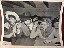 """LANA TURNER""""SOMEWHERE I'LL FIND YOU""""VINTAGE ORIGINAL  PHOTO.1942.8""""X 10""""# 094"""
