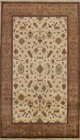 Geometric Tribal Agra Oriental Hand-knotted Area Rug Traditional Wool 6x9 Carpet