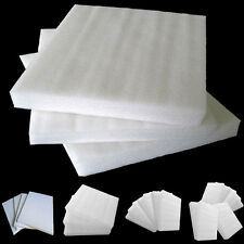 White Packing Blocks Foam Board Styrofoam Hobby Smooth 24 Packs Durable EPE BMG