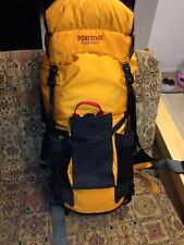 Marmot Frontpoint backpack, signed by Pete Takeda and Dave Sheldon, new