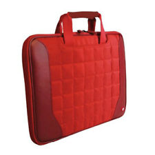 "Port Designs Berlin Quilted Laptop / Tablet Bag, upto 12"" Red"