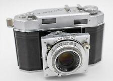 Agfa Karat 36 35mm Film Rangefinder Camera - Solinar 50mm F2.8 Lens