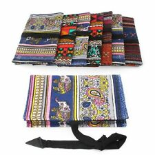 Textile Fabric Tobacco Pouch 157*110MM Dry Tobacco Packaging Bag Handmade LN