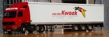 """CORGI CC12419, Volvo FH Frigo remorque - """"Van der Kwaak"""", 1:50"""