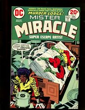 MISTER MIRACLE #17 (9.2) MURDER LODGE !