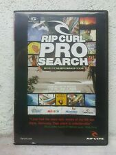 RIP CURL PRO SEARCH 06 - SURFING SURF DVD_2006 WORLD CHAMPIONSHIP TOUR