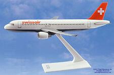 Swissair Airbus A320-200 1:200 Flugzeug NEU Swiss air FlugzeugModell A320