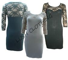 Clubwear Stretch, Bodycon Floral Dresses for Women