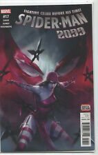 Spider-Man 2099 #17 NM Fighting Crime Before His Time  Marvel CBX11