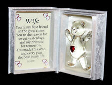 Cellini Personalised Poem Gift Wife Anniversary   CD10