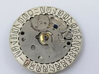 Vintage Gentleman's Mechanical Watch Movement for Repair, Vintage Movement