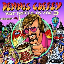 Dennis Coffey - Hot Coffey In The D Burnin At Morey Bakers Showplace Lounge [CD]