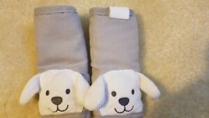 Goldbug Soft Plush Strap Cover Buddies Baby And Toddler - Puppy