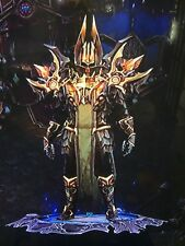 DIABLO 3 PRIMAL ANCIENT ARMOUR OF THE AKKHAN CRUSADER SET PATCH 2.6.1 PS4