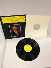 Beethoven: Vinyl Record ( Concerto For Piano And Orchestra No1) German Record