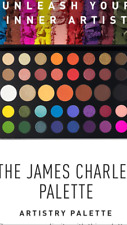 MORPHE x The James Charles Artistry Palette *AUTHENTIC* 2018 NIB Sold Out